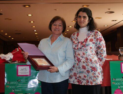 "Mª Ángeles Hergueta Peña ""Nines"", primera Terapeuta Ocupacional en jubilarse en Extremadura  #GraciasNines"