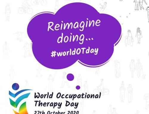 Día Mundial Terapia Ocupacional